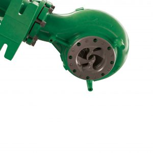 The Deming Demersible Chopper pump.